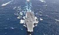 Tàu sân bay Liêu Ninh của hải quân Trung Quốc có thể được chọn tập trận ở biển Đông trong tháng 8