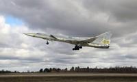 """Máy bay ném bom siêu âm Tu-22M3M của Không quân Nga, được mệnh danh là """"sát thủ tàu sân bay"""""""