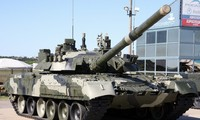 Xe tăng chiến đấu chủ lực T-80U do Nga chế tạo