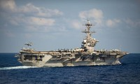 Tàu sân bay Mỹ USS Theodore Roosevelt