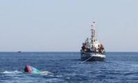 Một thuyền đánh cá Việt Nam bị tàu Trung Quốc đâm chìm (Business Insider)