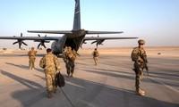 Lính Mỹ ở Afghanistan