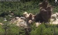 Triều Tiên đơn phương quyết định phá hủy các đường hầm của Khu thử nghiệm hạt nhân Punggye-ri để tạo điều kiện cho một thỏa thuận rộng lớn hơn với Mỹ hồi năm 2018
