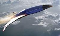 Mô hình Không lực Một mới của Hermeus