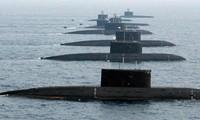 Đội tàu ngầm Kilo trong hải quân Nga