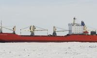 Tàu phá băng của Nga là lực lượng hỗ trợ thương mại quan trọng