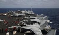 Mỹ có 11 nhóm tàu sân bay hiện đại, trong khi Trung Quốc chỉ có hai và không thể sánh về độ hiện đại