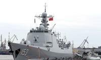 Khu trục hạm 052C của hải quân Trung Quốc