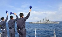 Việc tiếp cận các căn cứ của Ấn Độ sẽ giúp các tàu chiến của Úc, Nhật Bản và Mỹ hoạt động ở Ấn Độ Dương dễ dàng hơn.
