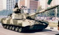 Xe tăng T-80 của Pakistan
