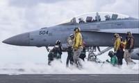 Tàu sân bay Mỹ dễ bị tổn thương trước tên lửa siêu vượt âm
