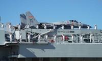 Tiêm kích trên tàu sân bay Liêu Ninh