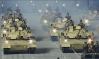 Dòng xe tăng vừa ra mắt của Triều Tiên