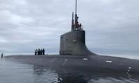 Tàu USS 'Seawolf' của Hạm đội 6 Mỹ dừng chân ở Tromso, Na Uy, vào ngày 21 tháng 8 năm 2020.