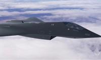 Hình ảnh không quân Mỹ công bố năm 2018 về một khái niệm chiến đấu cơ mới