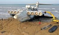 'Quái vật biển Caspian', kỳ quan công nghệ quân sự Liên Xô
