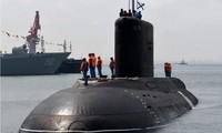 Tàu ngầm Nga là lực lượng đáng gờm với mọi đối thủ
