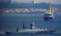 hải quân Nga ngày càng gia tăng sự hiện diện ở châu Phi