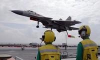 Nhu cầu khá cấp bách đối với hải quân Trung Quốc là có chỉ huy nhóm tác chiến tàu sân bay