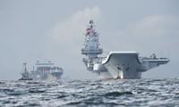 """Khái niệm """"nhóm tàu sân bay tấn công kép"""" của Trung Quốc hiện đang có một bước tiến nhảy vọt"""