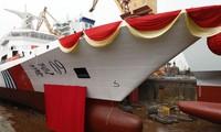 Tàu Hải Tuần 09 (Haixun 09) ra mắt hồi tháng 9 năm 2020