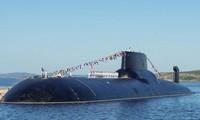 Tàu ngầm Dmitri Donskoy của hải quân Nga