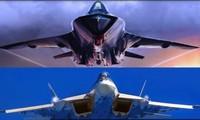 MiG-41 (trên) và Su-57