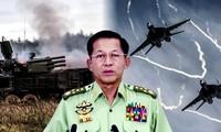 Tướng Min Aung Hlaing hướng sang vũ khí Nga nhằm cải tổ, hiện đại hóa quân đội