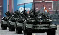Xe tăng T-90 của Nga, một mặt hàng xuất khẩu chủ lực