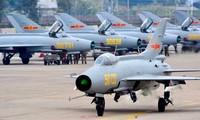 Chengdu J-7 được phát triển trên nguyên mẫu MiG-21