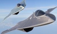 Máy bay chiến đấu thế hệ thứ sáu của Không quân Mỹ (bản vẽ ý tưởng)
