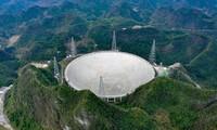 Kính thiên văn Thiên Nhãn được xây dựng ở vùng trũng Đại Oa Đãng, một lưu vực tự nhiên ở huyện Bình Dương, tỉnh Quý Châu phía tây nam Trung Quốc