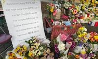 Dánh sách 8 người thiệt mạng trong vụ xả súng ở Atlanta trong đó có 6 phụ nữ gốc Á. Trong số này, 4 người gốc Triều Tiên/Hàn Quốc, 2 người gốc Trung Quốc