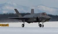 Không quân Nhật Bản đang sử dụng các tiêm kích tàng hình F-35 mới của mình làm nhiệm vụ cảnh báo