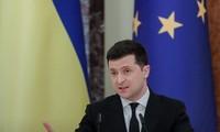 Ukraine gợi ý NATO mở đường kết nạp giữa lúc căng thẳng trên biên giới với Nga