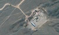Hình ảnh vệ tinh chụp cơ sở hạt nhân Natanz
