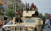 Nhiều thiết bị, khí tài quân sự Mỹ đã rơi vào tay Taliban