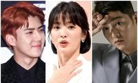 Song Hye Kyo lộ rõ vẻ yêu thích vai diễn của Sehun (EXO) bởi giống với Song Joong Ki