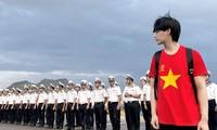 Nguyễn Trần Trung Quân: 'Hãy yêu nước bằng hành động, dù là nhỏ bé'