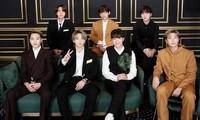 """BTS lần đầu làm đại sứ cho một hãng thời trang, mà còn là """"ông lớn khó tính"""" Louis Vuitton"""