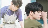 'Đối thủ của Cha Eun Woo' Ong Seong Wu tạo hình barista đẹp hút hồn khiến fans 'nhỏ rãi'