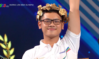 Chàng trai tự nhận mình 'ngơ' chiến thắng cuộc thi tuần Olympia