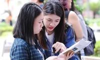 Nhiều trường đại học đồng loạt công bố điểm sàn xét tuyển