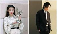 """Lee Jong Suk tạo hình lãng tử hóa thân """"sát thủ nhân tạo""""; IU đánh bại BTS ở """"Grammy Hàn"""""""