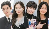 """4 diễn viên chính """"True Beauty"""" tiết lộ bí mật hậu trường cái kết của phim"""