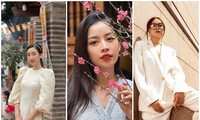 """""""Sao"""" Việt diện đồ và trang điểm cho dịp Tết Tân Sửu 2021: Áo dài tay phồng và bộ suit lên ngôi"""