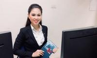 18 tuổi Hoa khôi Sinh viên từng bán trà sữa và đi dạy thêm