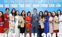 """Trí thức trẻ đề xuất giải pháp phát triển """"Việt Nam 2045"""""""