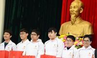 Vinh danh 24 học sinh giành giải Olympic quốc tế năm 2020