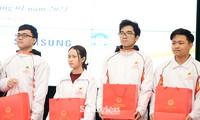 Những gương mặt Vàng tại các kỳ thi Olympic quốc tế 2020
